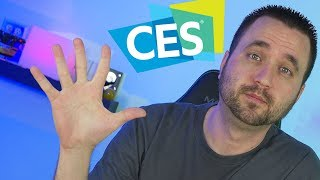 Top 5 Things I learned During my First CES