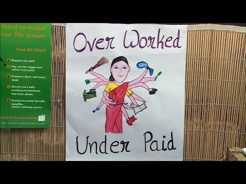 Small steps for improving plight of India's domestic workers