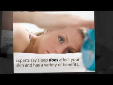 anti aging pillow video
