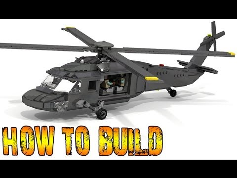 How to Build UH: 60 Black Hawk