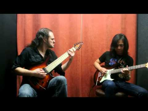 Alex Hutchings & Jack Thammarat 8 String Full length Jam
