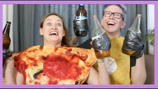 EDWARD FORTYHANDS (ft. Mamrie Hart) | Tyler Oakley