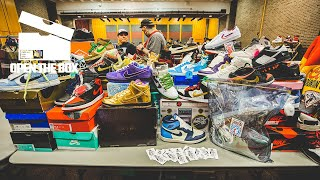 Inside the LMTD Day Sneaker Event at RUTGERS UNIVERSITY | Open the Box