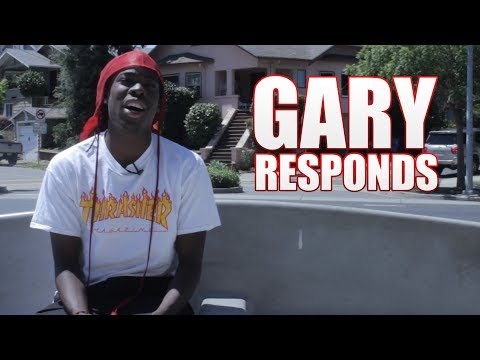 Gary Responds To Your SKATELINE Comments Ep. 196 - Ryan Decenzo, GTA