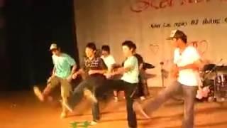 [Sơn La - KẾT NỐI TRÁI TIM] Smallist Crew | Breakdance