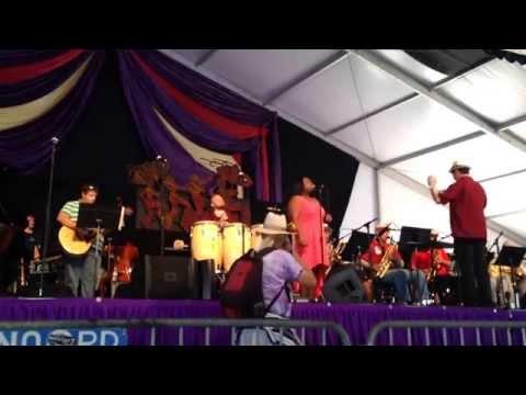Sway- Delgado Community College Jazz Ensemble (jazzfest2014)