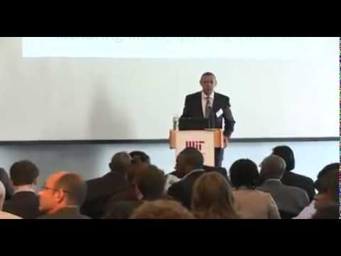 Ben Murray Bruce's Speech at MIT: Media and Entertainment in Africa