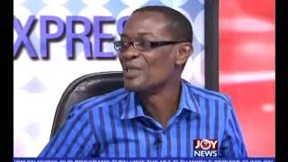 Afrobatometer Report - PM Express on Joy News (24-11-14)