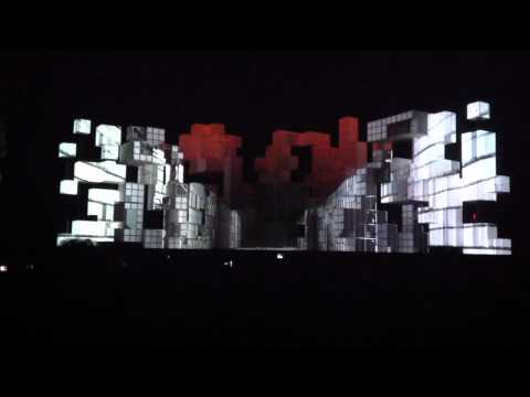 Amon Tobin Isam 2.0 - Hammerstein Ballroom - NYC 9/14/12 - Part 2
