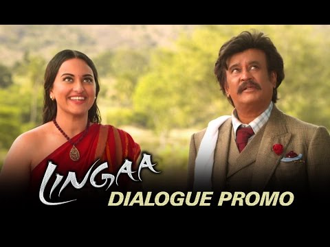 Lingaa (Hindi) | Dialogue Promo | Ft. Rajinikanth, Sonakshi Sinha, Anushka Shetty, Jagapati Babu