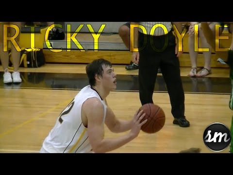 Michigan commit Ricky Doyle scores 20 points in 18 minutes [247Sports #191 c/o 2014]