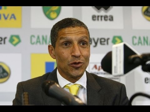 Can Chris Hughton Successfully Take Norwich Forwards