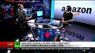 ?Corruption? Behind Amazon HQ 2 Decision