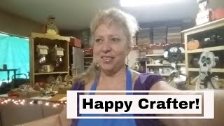 The family Craft Shop is my happy place for holiday crafts