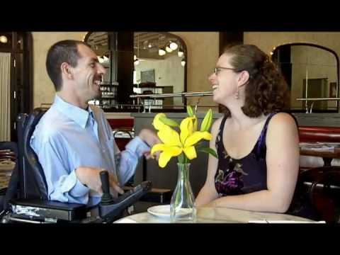 Dating wheelchair user