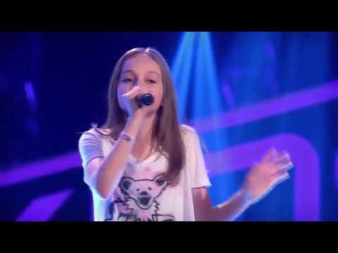 "the voice kids germany 2018 lily marie ""dernière danse"