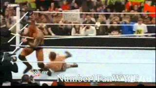 Randy Orton Destroys THE NEXUS