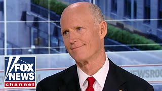 Sen. Rick Scott: Trump is doing the right thing on Iran