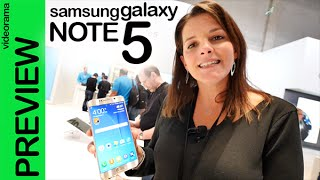 Samsung Galaxy Note 5 preview en español IFA15