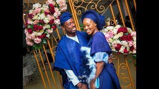 JOSHUA AND TOLU MIKE-BAMILOYE'S WEDDING VIDEO|| Featuring Wedding song by Jaymikee