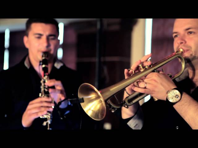 Formatia Chorus - Suceava -  instrumentala 2012 (1) -   Ruseasca lui Luigi de la Suceava