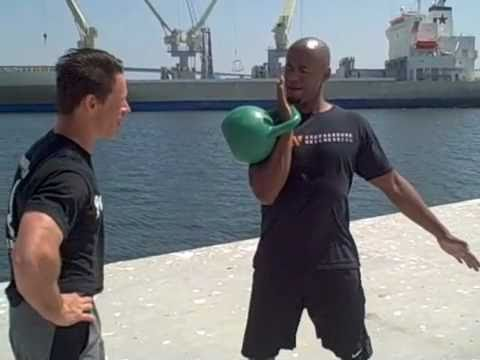 Kettlebell Basics with Steve Cotter Image 1