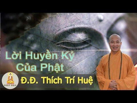 Lời Huyền Kỳ Của Phật