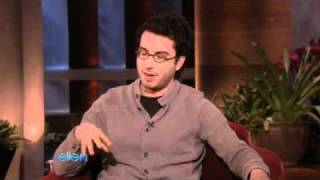 Jonathan Safran Foer Talks About Our Health with Ellen