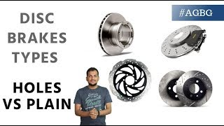 Types, Holes in Disc Brake Rotor | #AGBG