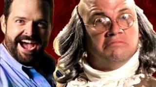 Billy Mays vs Ben Franklin.  Epic Rap Battles of History #10