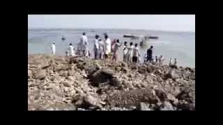 Power Of ALLAH Earthquake New Island was Born Must watch