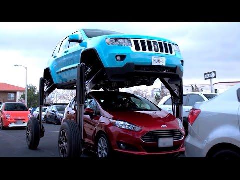 РЕАЛЬНЫЕ автомобили-трансформеры