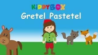 Gretel Pastetel - Kinderlieder Zum Mitsingen - (KIDDYBOX.TV) Karaoke Lyric Songtext