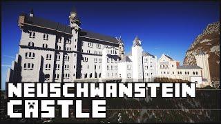 Minecraft - Neuschwanstein Castle