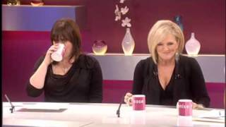 Loose Women│Bernie Nolan Interview│29th January 2010