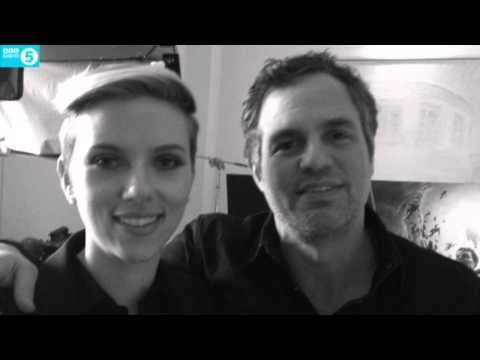 Simon Mayo interviews Mark Ruffalo and Scarlett Johansson