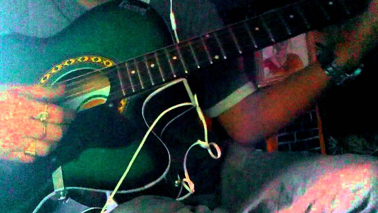 Galliyan Teri Galliyan (Ek villain) unplugged Guitar Cover n Lesson - YouTube