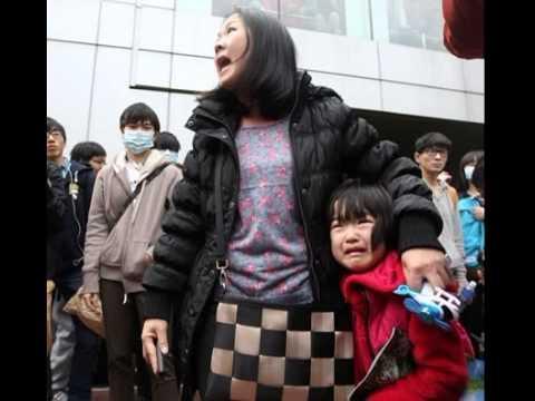 反水客示威者講述母女被辱罵事件經過及對事件的反思