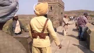 Making of Kesari movie Sandeep nahar as buta singh