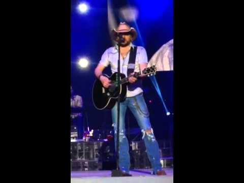 Jason Aldean Night Train Orange Beach AL 3/13/14