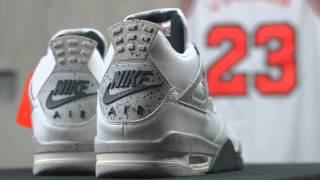 Air Jordan 4 - Throwback Thursday