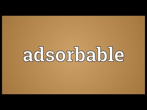 Header of Adsorbable