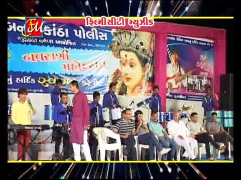 Tahukar Ni Jordar Dhamal   Aarasurwadi Ambe Maa   Nitin Barot   Abhita Patel video