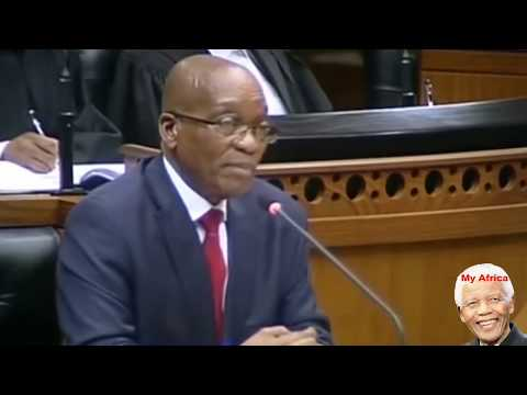 Jacob Zuma Respond To Questions On Nkandla.