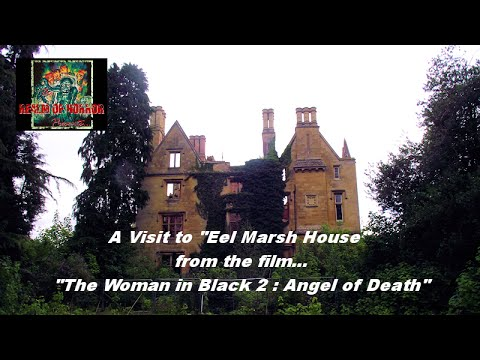 """A visit to Eel Marsh House from """"Woman in Black 2"""" (Nocton Hall)"""