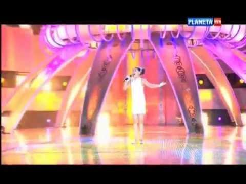 Сабина Мустаева - Smile (Детская Новая волна 2013)