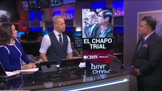 El Chapo trial: First month of testimony on drugs, death, and money