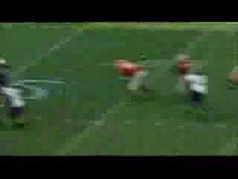 Georgia Bulldogs Spring Football 2008 Video