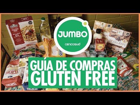 Guia de Compras Gluten Free (Jumbo) - Reviews Sin Gluten