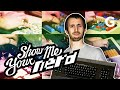 The Keyboard King Has 600 Keyboards | Show Me Your Nerd